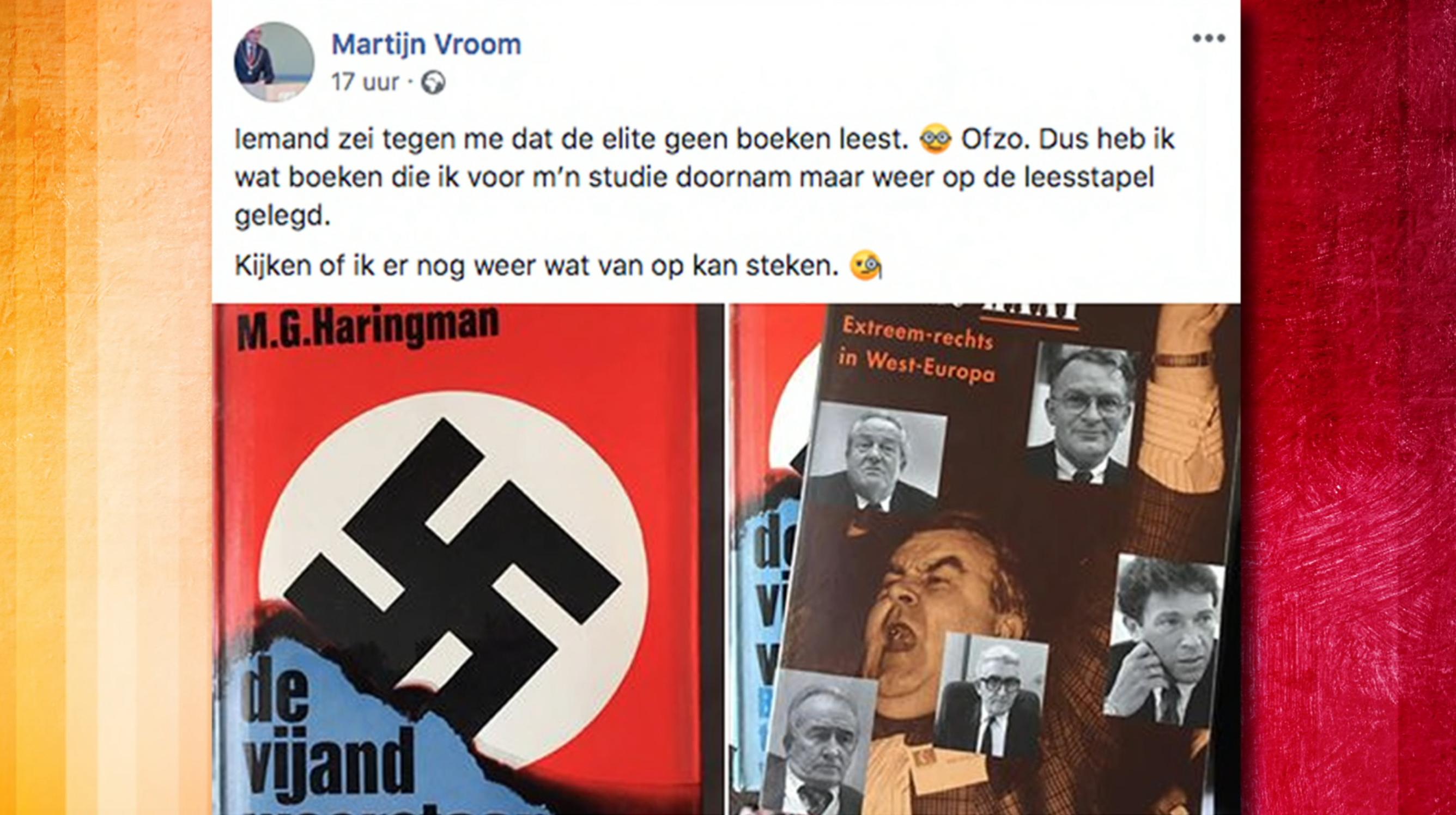 5bc8743eeed Burgemeester Krimpen a/d IJssel toch spijt van Facebookpost over Baudet